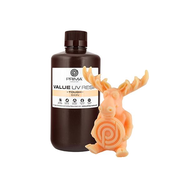 Resina Value Tough UV (ABS like) - Rosa - 1000ml
