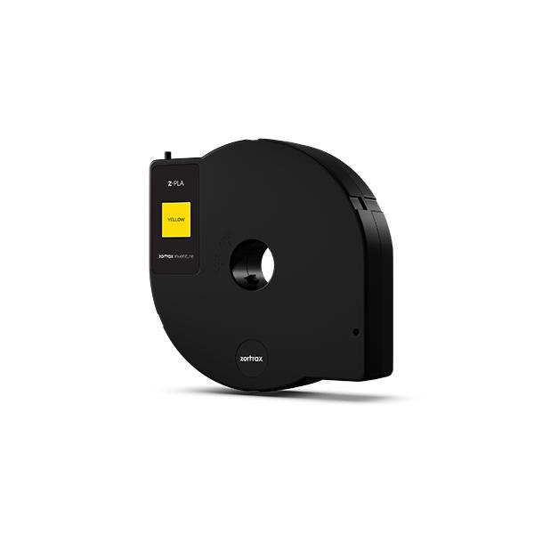 Cartuccia Z-PLA per Inventure - Giallo - 350g - 1.75mm