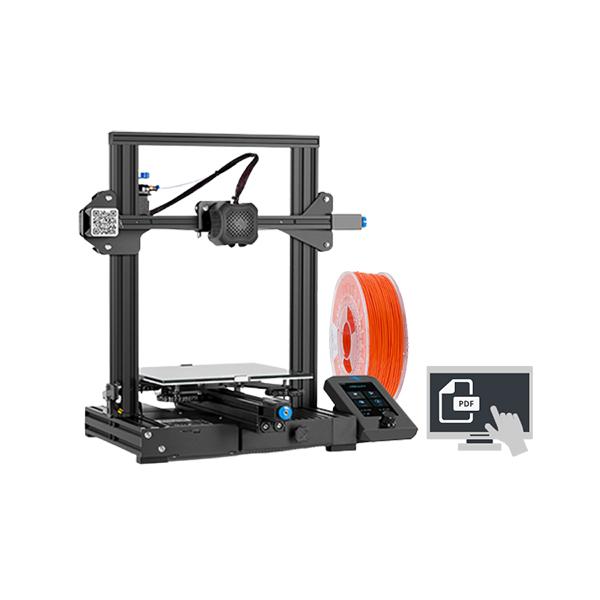 """Bundle """"Diventa un maker 3D"""""""
