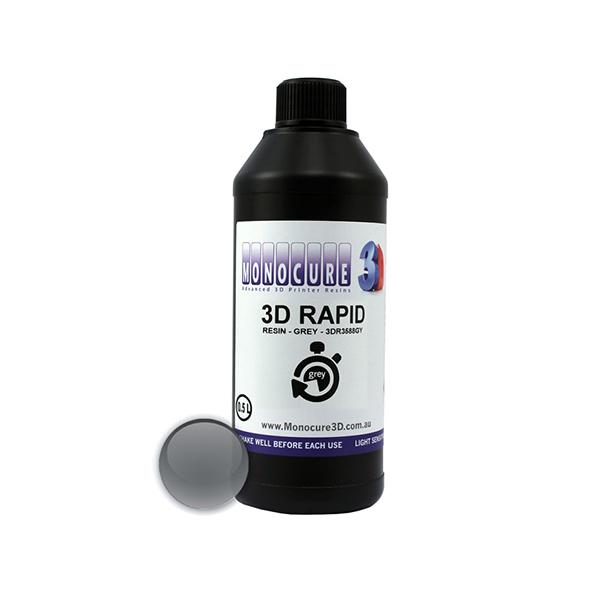 Resina Rapid - Grigio - 500ml