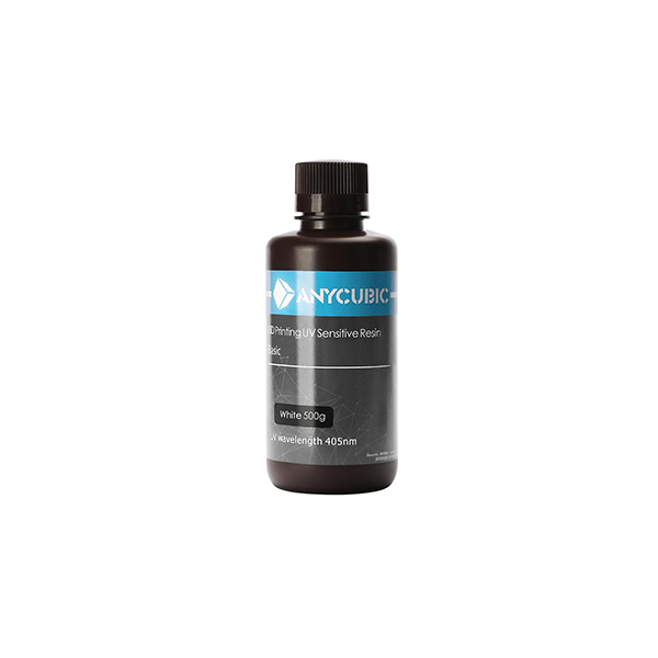 Resina UV - Bianco - 500ml