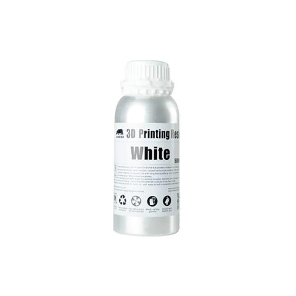 Resina UV - Bianco - 500 ml