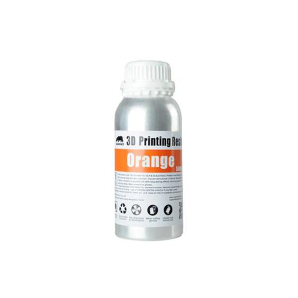 Resina UV - Arancione - 500 ml