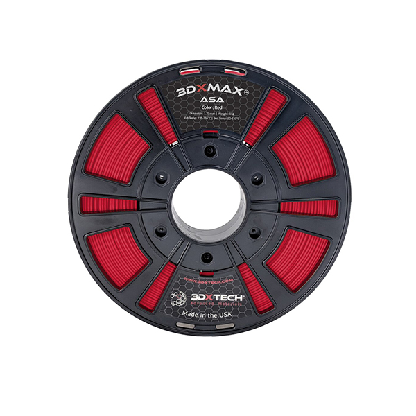 ASA - Rosso - 1kg - 1,75 mm