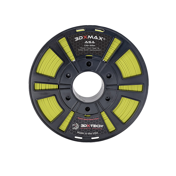 ASA - Giallo - 1kg - 1,75 mm