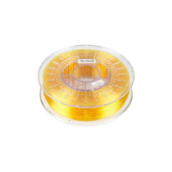 PETG - Giallo Trasparente - 700g - 1.75mm