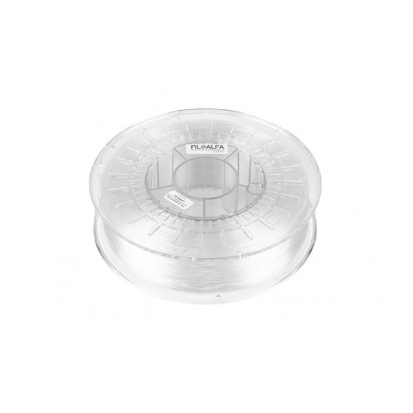 PETG - Trasparente - 700g - 1.75mm