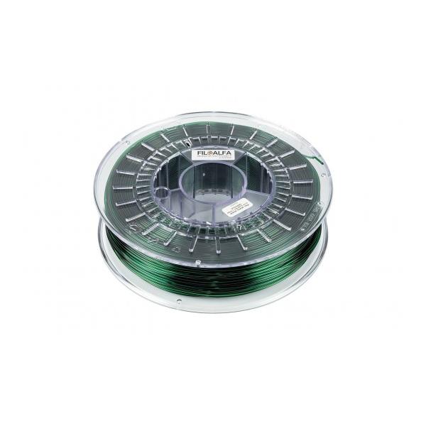 PETG - Verde Trasparente - 700g - 1.75mm