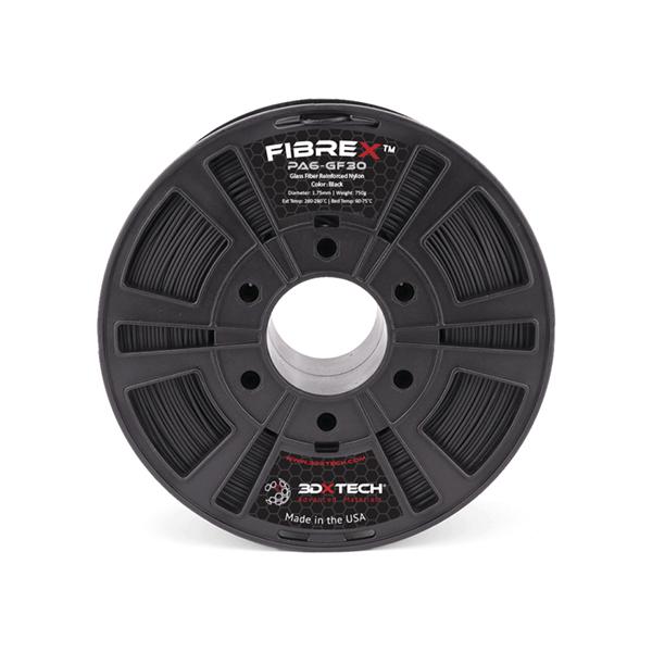 Nylon + GF30 - Nero - 750g - 1,75mm