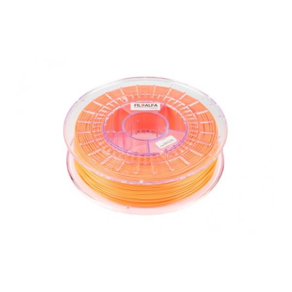ALFAPLUS - Arancione Fluo - 700g - 1.75mm