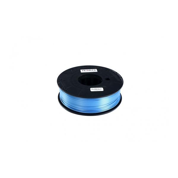ALFASILK - Azzurro Chiffon - 250g - 1.75mm