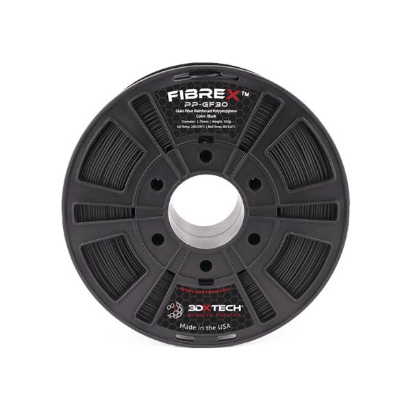 PP + GF30 - Nero - 500g - 1,75mm